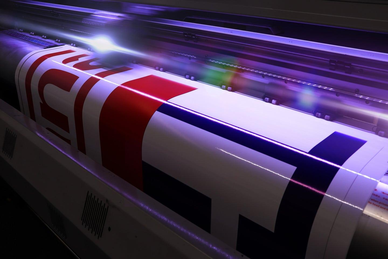 Digitaldruck Plotter