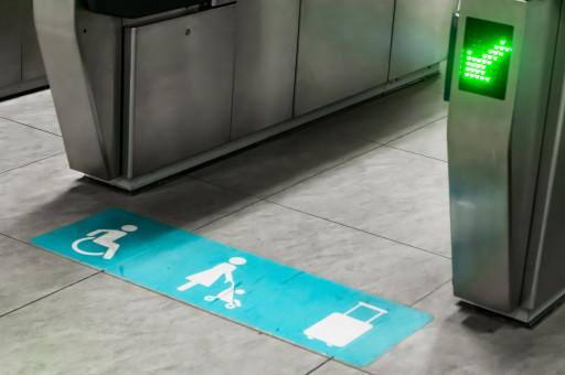 Floorsticker Bodenaufkleber